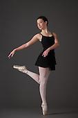Kaylee Arca –Ballet Portraits