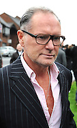 Midlands- Paul Gascoigne arrives at Court - 19 Sep 2016