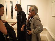 SOPHIE WALKER; ANISH KAPOOR, Opening of Abstract Expressionism, Royal Academy, Piccadilly, London, 20 September 2016