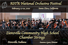Zionsville Community High School Chamber Strings