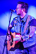 Butch Walker performing at the Heartbreaker Banquet 2015, Austin, Texas, March 18, 2015.  The Heartbreaker Banquet was presented by Electric Lady Studios and Robot Fondue and held at Willie Nelson's Luck, Texas western town.