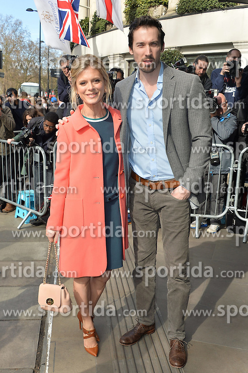 Emilia Fox at The TRIC Awards (Television and Radio Industries Club) at the Grosvenor House, Park Lane, London, England. 10th March 2015. EXPA Pictures &copy; 2015, PhotoCredit: EXPA/ Photoshot/ James Warren<br /> <br /> *****ATTENTION - for AUT, SLO, CRO, SRB, BIH, MAZ only*****
