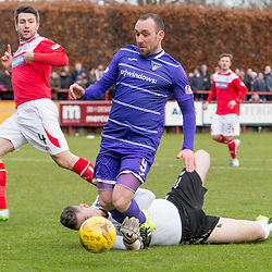 Brechin City v Dunfermline   Scottish League One   20 February 2016