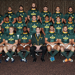 02,11,2018 South African rugby team photograph
