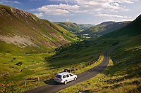 Bwlch Y Groes<br /> Car Touring<br /> Mid Wales<br /> Roads<br /> Transport