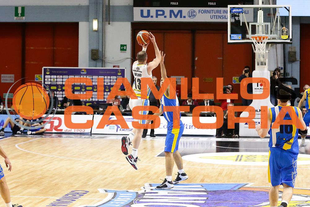 Carlino Matt<br /> Vanoli Cremona - Betaland Capo D Orlando<br /> Lega Basket Serie A 2016/2017<br /> Cremona 12/03//2017<br /> Foto Ciamillo-Castoria / M. Brondi