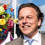 NLD/Amsterdam//20170617 - Amsterdam Diner 2017, minister  Bert Koenders van Buitenlandse Zaken