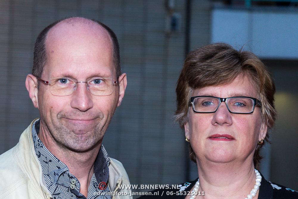 NLD/Utrecht/20130925 - Opening NFF 2012 - premiere Hoe Duur was de Suiker, Peter Römer en partner