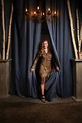 Fashion portrait by Brandon Alms Photography