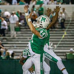 During a high school football with Isidore Newman at Lupin Field, in New Orleans, La on September 07, 2018. James Downing