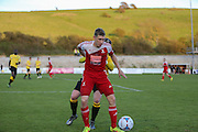 Whitehawk David Martin during the National League South Play Off 1st Leg match between Whitehawk FC and Ebbsfleet United at the Enclosed Ground, Whitehawk, United Kingdom on 4 May 2016. Photo by Phil Duncan.