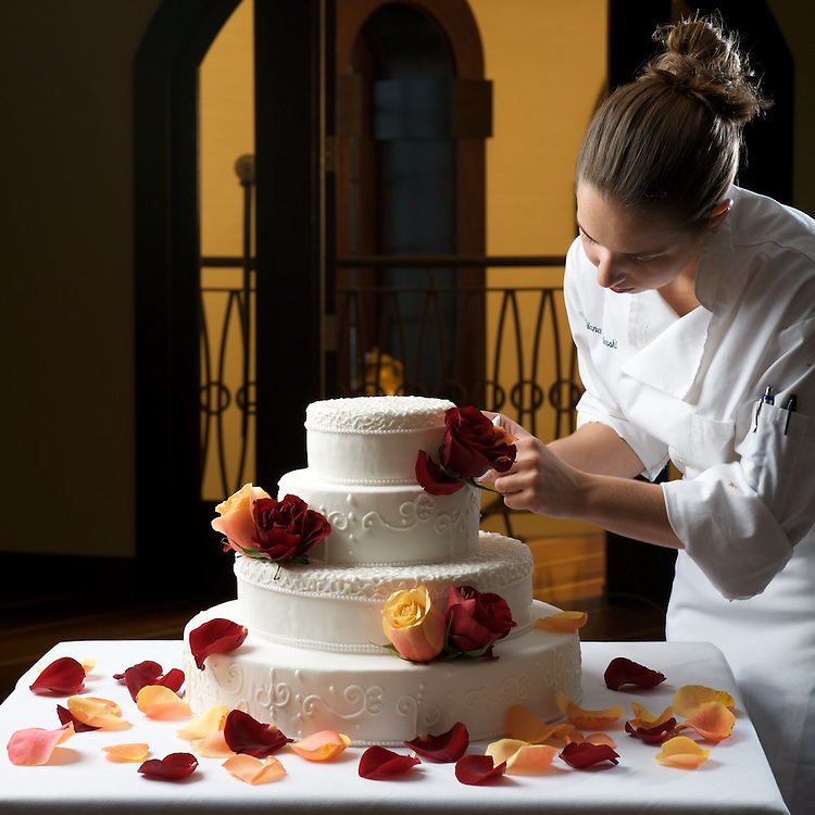 Diana Plesniarski, Pastry Chef of Boulevard Five72.