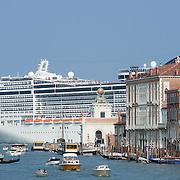 MSC Divina in Venice