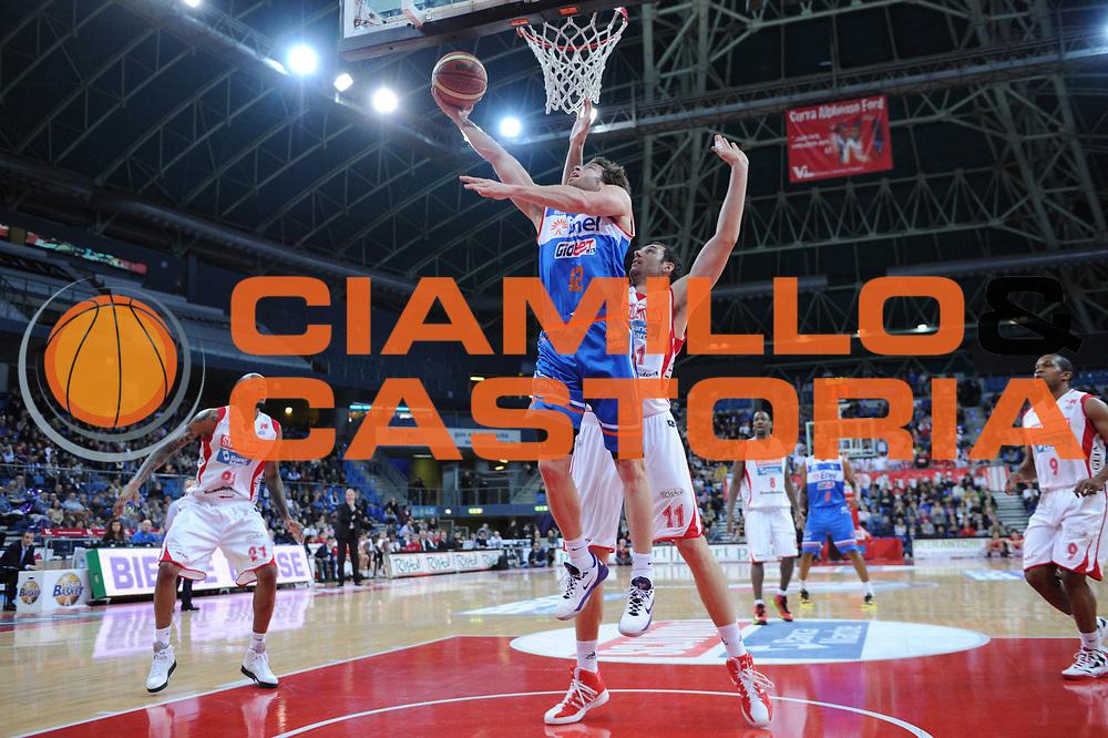 DESCRIZIONE : Pesaro Lega A 2012-13 Scavolini Banca Marche Pesaro Enel Brindisi<br /> GIOCATORE : Robert Fultz<br /> CATEGORIA : tiro penetrazione<br /> SQUADRA : Enel Brindisi<br /> EVENTO : Campionato Lega A 2012-2013 <br /> GARA : Scavolini Banca Marche Pesaro Enel Brindisi<br /> DATA : 10/03/2013<br /> SPORT : Pallacanestro <br /> AUTORE : Agenzia Ciamillo-Castoria/C.De Massis<br /> Galleria : Lega Basket A 2012-2013  <br /> Fotonotizia : Pesaro Lega A 2012-13 Scavolini Banca Marche Pesaro Enel Brindisi<br /> Predefinita :