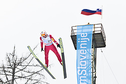 Kamil Stoch of Poland during the Flying Hill Individual Competition at 4th day of FIS Ski Jumping World Cup Finals Planica 2013, on March 24, 2013, in Planica, Slovenia. (Photo by Matic Klansek Velej / Sportida.com)