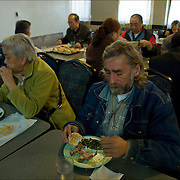 A former casino chef, Webster, 74, found her calling when she saw a man rummaging through a garbage can in search of food. Now she runs a soup kitchen that feeds up to 400 homeless people a day, five days a week in the dinning room of the First Presbyterian Church of Atlantic City. No one is turned away. Jean has been called &quot;Sister Jean&quot; or &quot;Saint Jean&quot; or &quot;the Mother Teresa of Jersey.&quot;  She also offers employment counseling and a program designed for transitional housing.<br /> <br /> release #2583