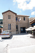 Cyprus, Paphos, The custom house in the harbour