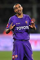 """Fabio Liverani (Fiorentina)<br /> Firenze 1/5/2008 Stadio """"Artemio Franchi"""" <br /> Uefa Cup 2007/2008 Semifinals - Semifinale second Leg<br /> Fiorentina Rangers Glasgow (0-0) (2-4 a.p.)<br /> Foto Andrea Staccioli Insidefoto"""