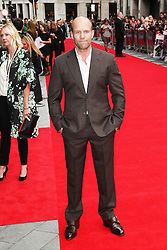 © Licensed to London News Pictures. 17/06/2013. London, UK. Jason Statham, Hummingbird World Film Premiere, Odeon West End cinema Leicester Square, London UK, 17 June 2013. Photo credit : Richard Goldschmidt/Piqtured/LNP