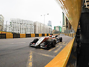Marcus ARMSTRONG, ITA, SJM Theodore Racing by PREMA Dallara-Mercedes <br /> <br /> 65th Macau Grand Prix. 14-18.11.2018.<br /> Suncity Group Formula 3 Macau Grand Prix - FIA F3 World Cup<br /> Macau Copyright Free Image for editorial use only