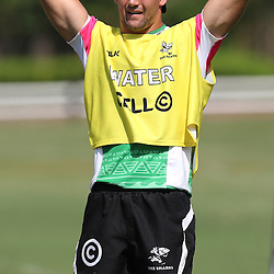 Jeremy Ward during The Cell C Sharks High CNS Rugby / Skills / Field Conditioning KP2, session at Growthpoint Kings Park in Durban, South Africa. December 9th December 2016 (Photo by Steve Haag)<br /> <br /> images for social media must have consent from Steve Haag