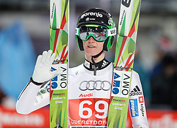 27.12.2014, Schattenbergschanze, Oberstdorf, GER, FIS Ski Sprung Weltcup, 63. Vierschanzentournee, Qualifikation, im Bild Peter Prevc (SLO) // Peter Prevc of Slovenia// during Qualification of 63 rd Four Hills Tournament of FIS Ski Jumping World Cup at Schattenbergschanze, Oberstdorf, Germany on 2014/12/27. EXPA Pictures © 2014, PhotoCredit: EXPA/ Peter Rinderer