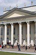 Kassel, Germany. Opening days of documenta14.<br /> Fridericianum.<br /> Banu Cennetoğlu: BEINGSAFEISSCARY, 2017