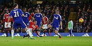 Chelsea v Manchester United 07/02/2016