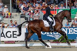 Sommer Josefa, GER, Hamilton 24<br /> European Championship Eventing<br /> Luhmuhlen 2019<br /> © Hippo Foto - Stefan Lafrentz