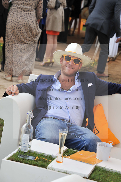 CARLO CARELLO at the 2012 Veuve Clicquot Gold Cup Final at Cowdray Park, Midhurst, West Sussex on 15th July 2012.