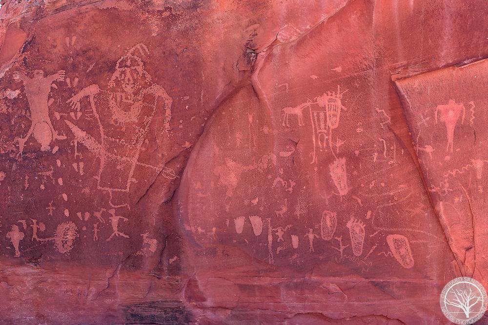 Birthing Rock, near Moab, Utah
