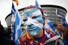 Scotland: SNP conference, 15 Oct. 2016
