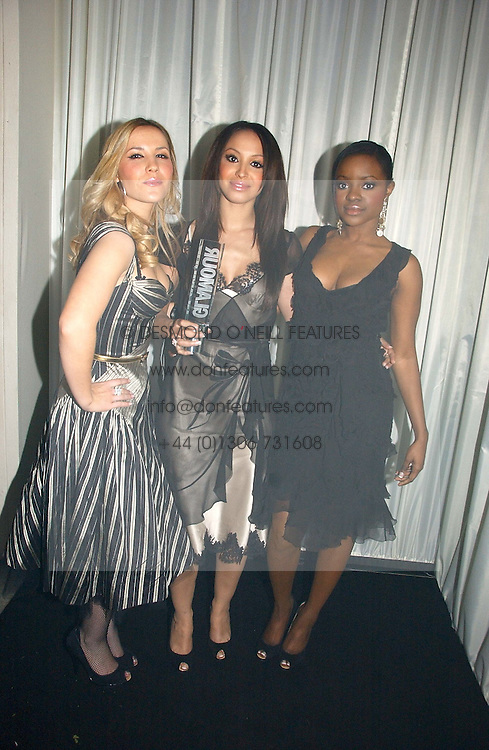 The SUGABABES at the 2006 Glamour Women of the Year Awards 2006 held in Berkeley Square Gardens, London W1 on 6th June 2006.<br />