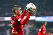 Marco Verratti (psg) during the French championship Ligue 1 football match between Paris Saint-Germain (PSG) and Bastia on May 6, 2017 at Parc des Princes Stadium in Paris, France - Photo Stephane Allaman / ProSportsImages / DPPI