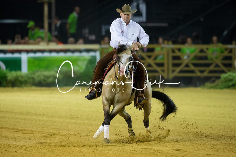 Jordan Larson, (USA), HF Mobster - Individual Final Comptetition - Alltech FEI World Equestrian Games™ 2014 - Normandy, France.<br /> © Hippo Foto Team - Leanjo De Koster<br /> 30-08-14