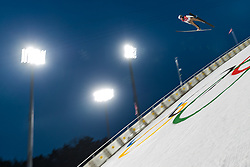 20.02.2018, Alpensia Ski Jumping Centre, Pyeongchang, KOR, PyeongChang 2018, Nordische Kombination, Skisprung, im Bild Eero Hirvonen (FIN) // Eero Hirvonen of Finland during Nordic Combined, Skijumping of the Pyeongchang 2018 Winter Olympic Games at the Alpensia Ski Jumping Centre in Pyeongchang, South Korea on 2018/02/20. EXPA Pictures © 2018, PhotoCredit: EXPA/ Johann Groder