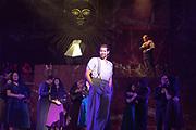 2018, Oktober 05. Theater aan de Schie, Schiedam. Perspresentatie musical Evita. Op de foto: Rene van Kooten