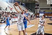 DESCRIZIONE : Trento Torneo Internazionale Maschile Trentino Cup Italia Nuova Zelanda  Italy New Zeland<br /> GIOCATORE : Angelo Gigli<br /> SQUADRA : Italia Italy<br /> EVENTO : Raduno Collegiale Nazionale Maschile <br /> GARA : Italia Nuova Zelanda Italy New Zeland<br /> DATA : 26/07/2009 <br /> CATEGORIA : rimbalzo<br /> SPORT : Pallacanestro <br /> AUTORE : Agenzia Ciamillo-Castoria/G.Ciamillo
