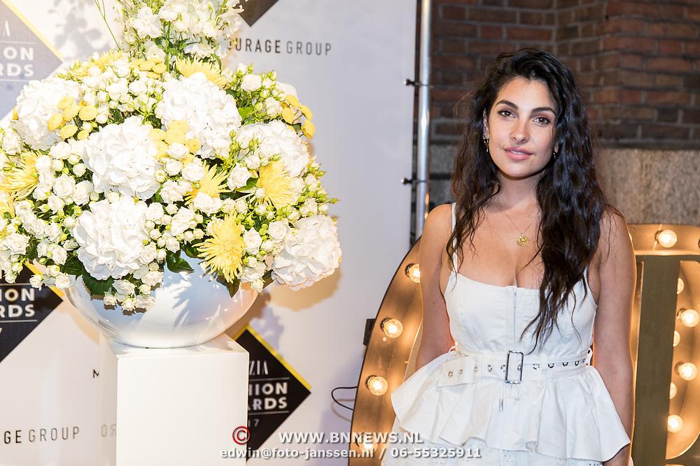NLD/Amsterdam/20170829 - Grazia Fashion Awards 2017, Anna Nikbakht Nooshin