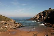 Santa Just a beach in Cantabria.