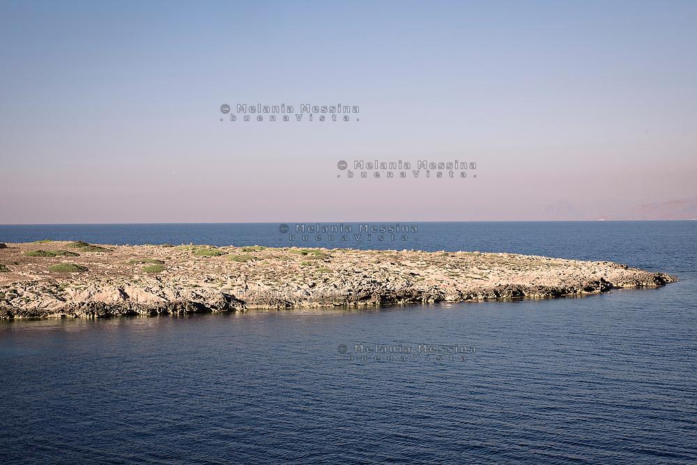 Levanzo, isole Egadi.<br /> Levanzo, Egadi islands