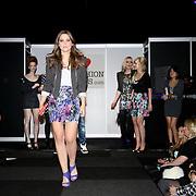 NLD/Amsterdam/20100215 -  inloop verkiezing Miss i Love Fashion