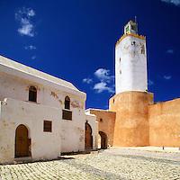 Grand Mosque, Portuguese Fortress - El Jadida, Morocco