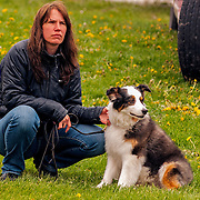 Photography was made during the Cudahy Kennel Club CAT and Fast CAT, which was held on May 9, 2015, in Oak Creek, WI