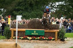 Jean Teulere, (FRA), Matelot du Grand Val - Eventing Cross Country test- Alltech FEI World Equestrian Games™ 2014 - Normandy, France.<br /> © Hippo Foto Team - Dirk Caremans<br /> 30/08/14