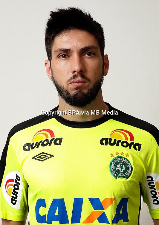 Brazilian Football League Serie A / <br /> ( Associacao Chapecoense de Futebol ) - <br /> Silvio Silas da Silva Walenga &quot; Silvio &quot;