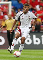 Fussball International Laenderspiel Schweiz - Venezuela Oswaldo VIZCARRONDO (VEN)