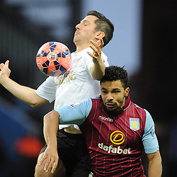 Aston Villa v Bournmouth | FA Cup | 25 January 2015