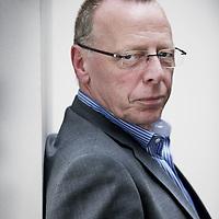 Nederland, Amsterdam , 2 mei 2013..Willem Schoonen, hoofdredacteur van dagblad Trouw op de redactie..Foto:Jean-Pierre Jans