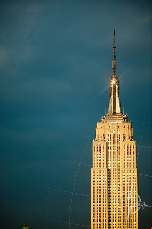 Empire State Building, NY, NY